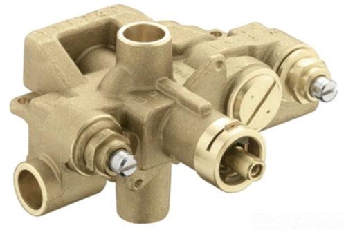 Moen 63170 Single Handle Tub/Shower Valve - FaucetDepot.com